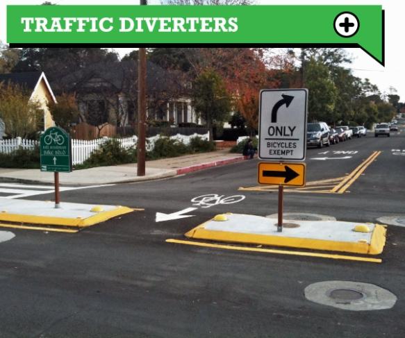 TrafficDiverters